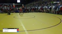 126 Cons 32-1 - Maxwell Kauffman, Alabama vs Mario Ybarra, Nebraska
