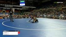 126 Semis - Gus Sutton, Ohio vs Ryan Franco, California