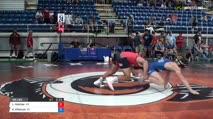 195 Cons 32-2 - Layne Hatcher, Arkansas vs Kendall Elfstrum, New York