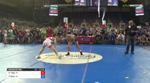 120 Round of 128 - Gabriel Tagg, Ohio vs Patrick Glory, New Jersey
