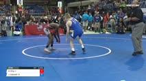 100 Qtrs - Anthony King, Illinois vs Jackson Cockrell, Oklahoma