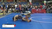 152 Qtrs - Joshua Kim, California vs Markus Hartman, Illinois