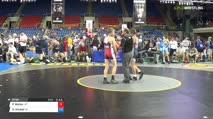 100 Qtrs - Preston Blotter, Utah vs Daniel Kimball, Iowa
