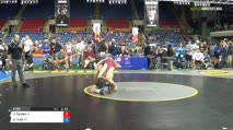 106 Qtrs - Justin Cardani, Illinois vs Christopher Trelli, Connecticut