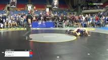 113 Qtrs - Aden Reeves, Iowa vs Andres Lucero, Colorado
