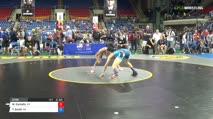 113 Qtrs - Matthew Cardello, Ohio vs Ty Smith, Nevada