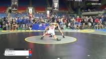 126 Qtrs - Aaron Schulist, Wisconsin vs Alex Thomsen, Iowa
