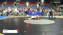 152 Qtrs - Peyton Robb, Minnesota vs Justin Ruffin, Georgia
