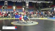 182 Qtrs - Hunter DeJong, Iowa vs Christian Knop, Alabama