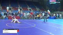 126 Qtrs - Drew Mattin, Ohio vs Jack Karstetter, Oklahoma