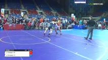 138 Qtrs - Jason Kraisser, Maryland vs Jaden Enriquez, California