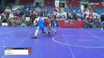 145 Qtrs - Brayton Lee, Indiana vs Kaden Gfeller, Oklahoma