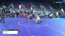 170 Qtrs - Aaron Brooks, Maryland vs Jeremiah Kent, Missouri