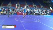 195 Qtrs - Dakota Howard, Ohio vs Matthew Waddell, Georgia
