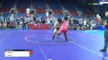 220 Qtrs - Caleb Willis, Kansas vs Jace Punke, Illinois