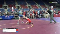 120 Qtrs - Rhett Golowenski, Oklahoma vs Ridge Lovett, Idaho