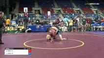 132 Qtrs - ALEXANDER CRUZ, Washington vs Legend Lamer, Oregon