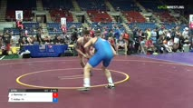 170 Qtrs - Josh Ramirez, Louisiana vs Trent Hidlay, Pennsylvania