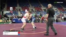 285 Qtrs - Jon Spaulding, Ohio vs Brandon Metz, North Dakota