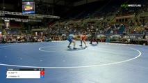 113 Qtrs - Doug Zapf, Pennsylvania vs Jace Koelzer, Kansas