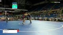 285 Qtrs - Austin Emerson, Michigan vs Samson Evans, Tennessee