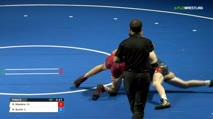 113 Finals - Nick Masters, Georgia vs Noah Surtin, Illinois