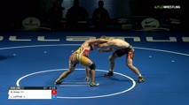 220 Finals - Braxton Amos, West Virginia vs Luke Luffman, Illinois