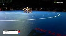 152 Finals - Kelani Corbett, Hawaii vs Kiana Pugh, Wisconsin