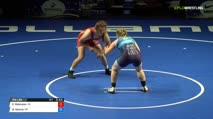 164 Finals - Elisa Robinson, Kansas vs Bailey Dennis, Oregon