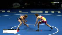 106 Finals - Christopher Trelli, Connecticut vs Samuel Latona, Alabama