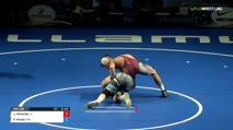 120 Finals - Joey Melendez, Illinois vs Patrick Mckee, Minnesota