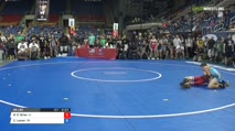 88 Quarter-Finals - Brandon O`Brien, Iowa vs Chance Lamer, Oregon