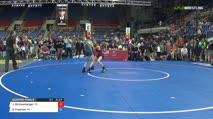 100 Quarter-Finals - Jett Strickenberger, Colorado vs Sam Freeman, Michigan