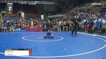 100 Quarter-Finals - Brody Norman, Illinois vs Yusief Lillie, Washington