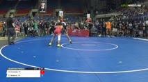 152 Quarter-Finals - Kyle Knowles, Oklahoma vs Carlton Roberts, Ohio