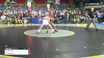 100 Quarter-Finals - Dustin Norris, Ohio vs Paxton Creese, Minnesota