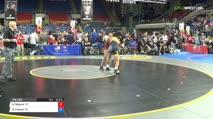126 Quarter-Finals - Antonio Segura, Colorado vs Ryan Franco, California