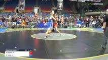138 Quarter-Finals - Michael Kistler, Pennsylvania vs Carter Tuttle, Pennsylvania