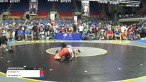 160 Quarter-Finals - Caden Wright, Pennsylvania vs Marcos Jimenez, California