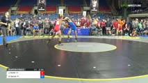 160 Quarter-Finals - Jonovan Smith, California vs Angel Garcia, Pennsylvania