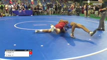 160 Round of 32 - John Knight, Washington vs Zachary Tolver, Alaska