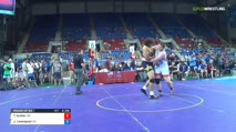 285 Round of 64 - Travis Kuttler, Ohio vs Jake Levengood, California