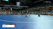 88 Quarter-Finals - Payton Jacobson, Wisconsin vs Mark Marum, Washington