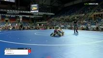 94 Quarter-Finals - Danny Curran, Illinois vs Jeremy Bockert, Alaska