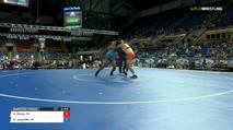 195 Quarter-Finals - Ashton Sharp, Missouri vs Avery Jaramillo, Oregon