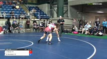 138 Consi of 16 #2 - Jemma Souza, Washington vs Bella Ricchiazzi, Maine