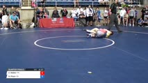 100 Quarter-Finals - Caitlyn Walker, Pennsylvania vs Nina Pham, California