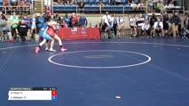 106 Quarter-Finals - Katlyn Pizzo, Michigan vs Jaslynn Gallegos, Colorado