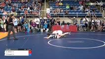 112 Quarter-Finals - Stefana Jelacic, Arizona vs Peyton Prussin, Nevada