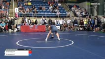 117 Quarter-Finals - Alleida Martinez, California vs Glory Konecny, Montana